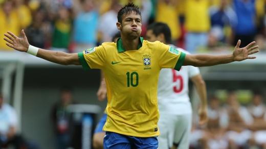 Neymar deve ser eleito pela Fifa o melhor jogador da Copa das Confederações  Foto  Reprodução 28627fe6d5a0c